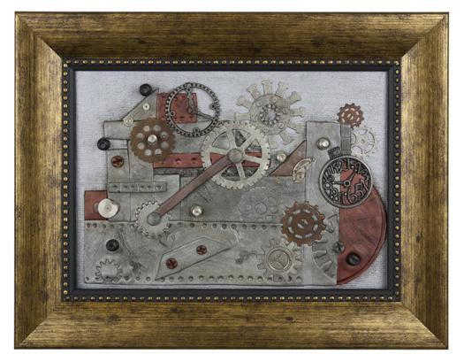 Mechanical Machinations (WhiteRosesArt.com)