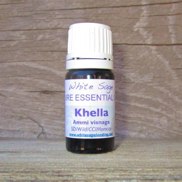 Khella Essential Oil 5 ml