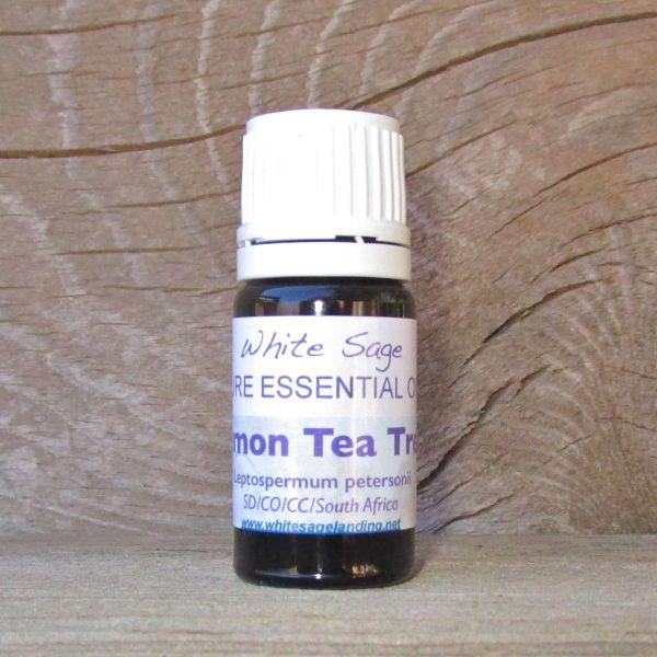 Lemon Tea Tree Essential Oil 5 ml