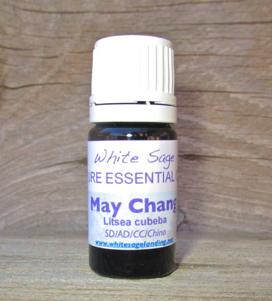 May Chang Essential Oil 5 ml