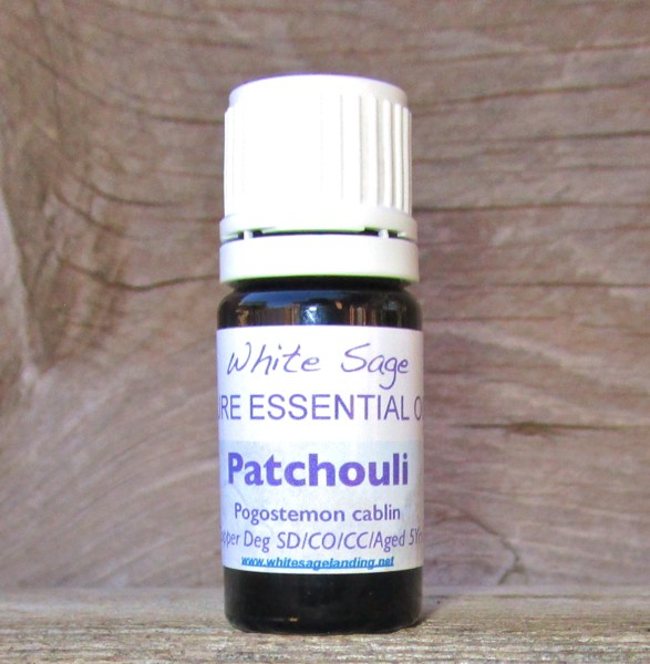 Patchouli Reserv Essential Oil 5 ml