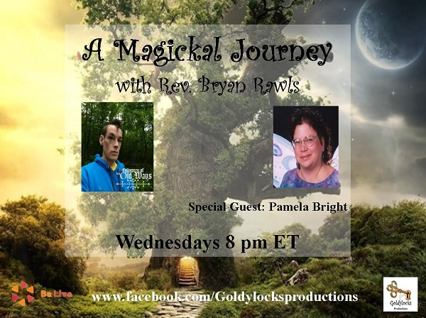 Pamela Bright 16May2018 Show Banner