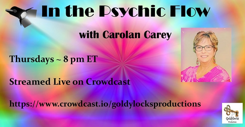 Carolan Carey Show Banner for TV