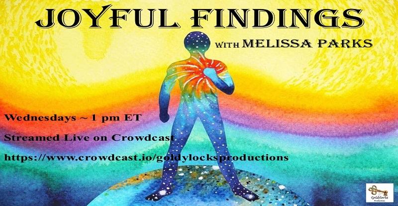 Melissa Parks Show Banner for TV