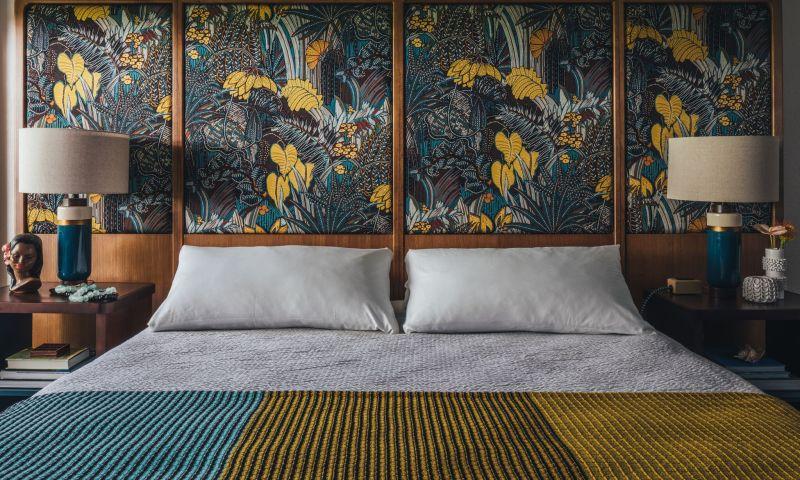 ホワイトサンズホテル King bed