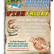 White Sand Fish Fridays