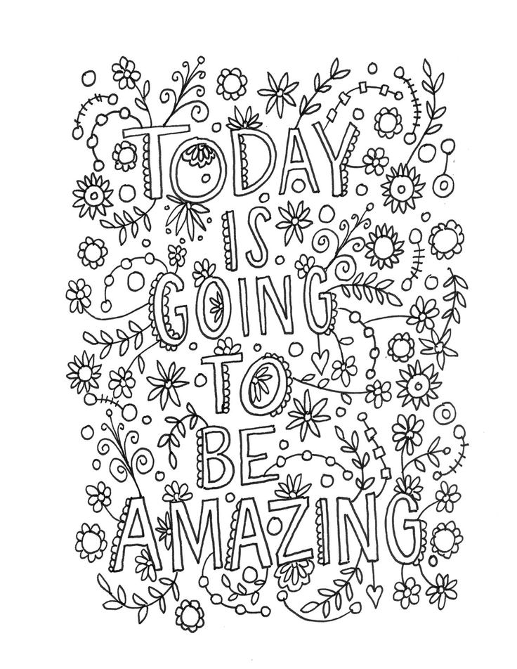 1 quotes coloring pages for teens best coloring pages for kids
