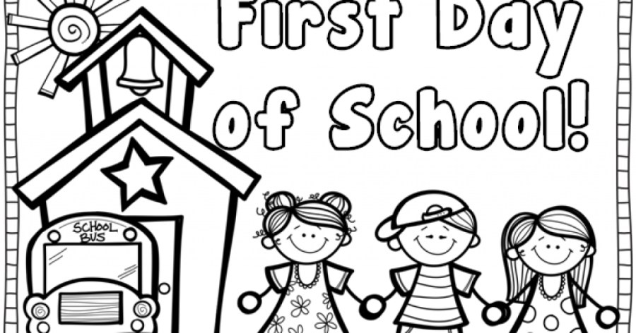 297 first day of school free clipart 2