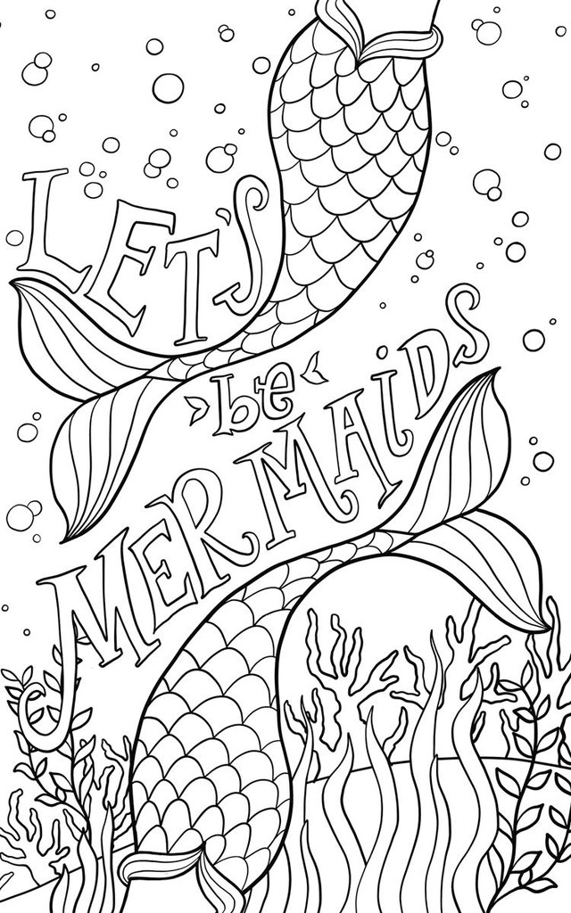 3 galentines day coloring pages to give to your besties