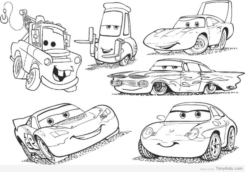 556 disney cars free clipart 3