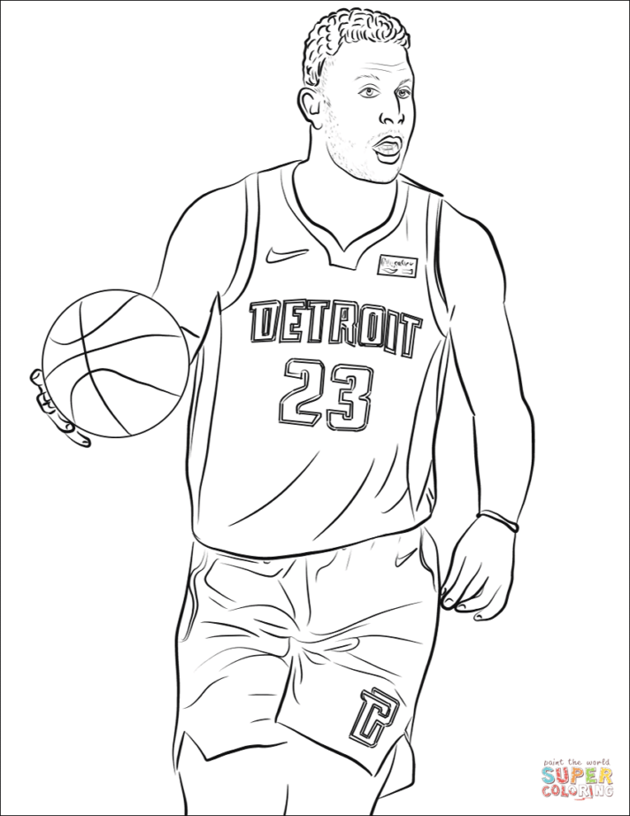 71 most unbeatable blake griffin coloring page stephen curry