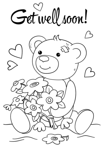 908 get well soon free clipart 8