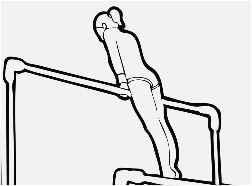a good graphic gymnastics coloring pages most useful
