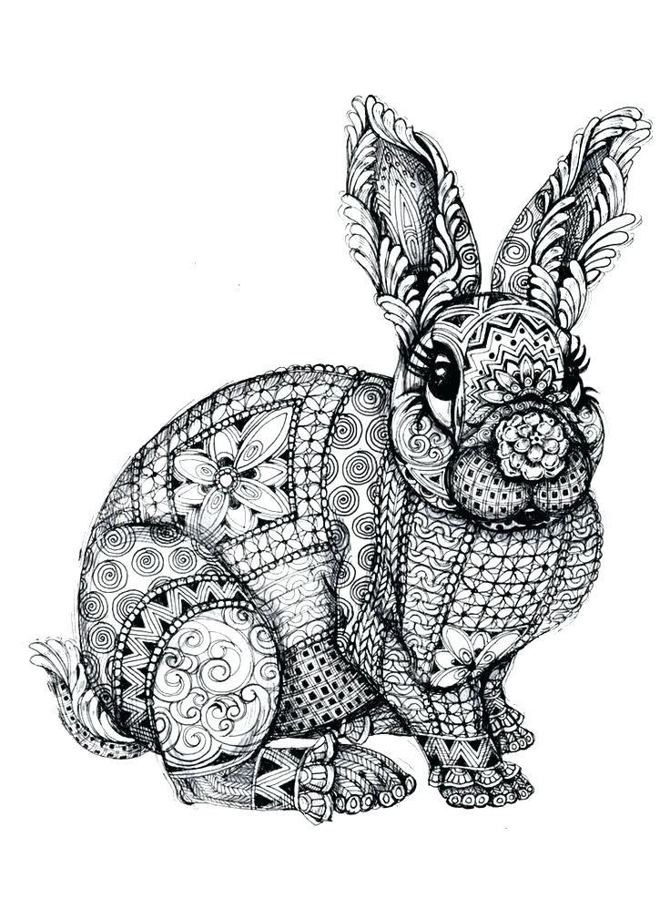 Animal Mandala Coloring Pages Picture - Whitesbelfast.com
