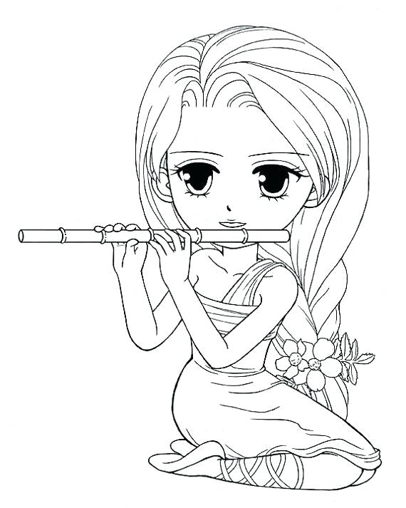 anime coloring pages games at getdrawings free for