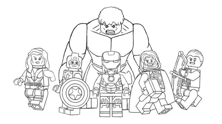 ausmalbilder avengers lego httpwwwausmalbilderco