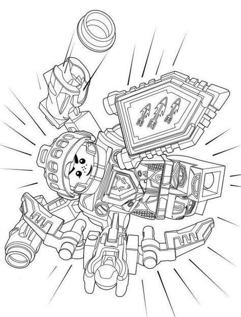 ausmalbilder nexo knights ausmalbilder lego nexo knights