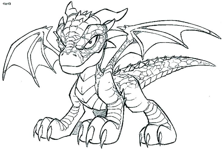 awesome dragon coloring pages at getdrawings free for