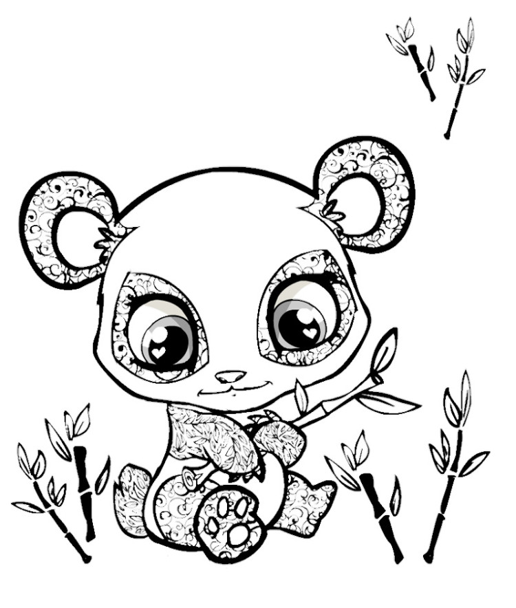ba animals coloring pages for kids