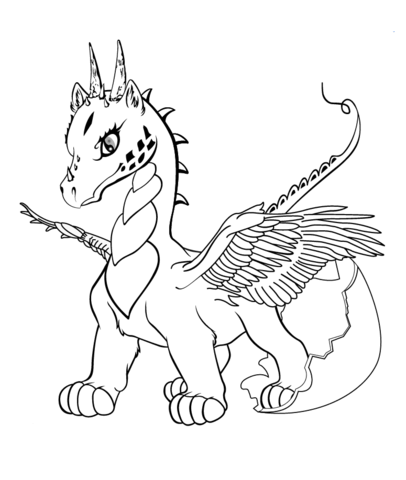 ba dragon coloring pages ba dragon coloring page free