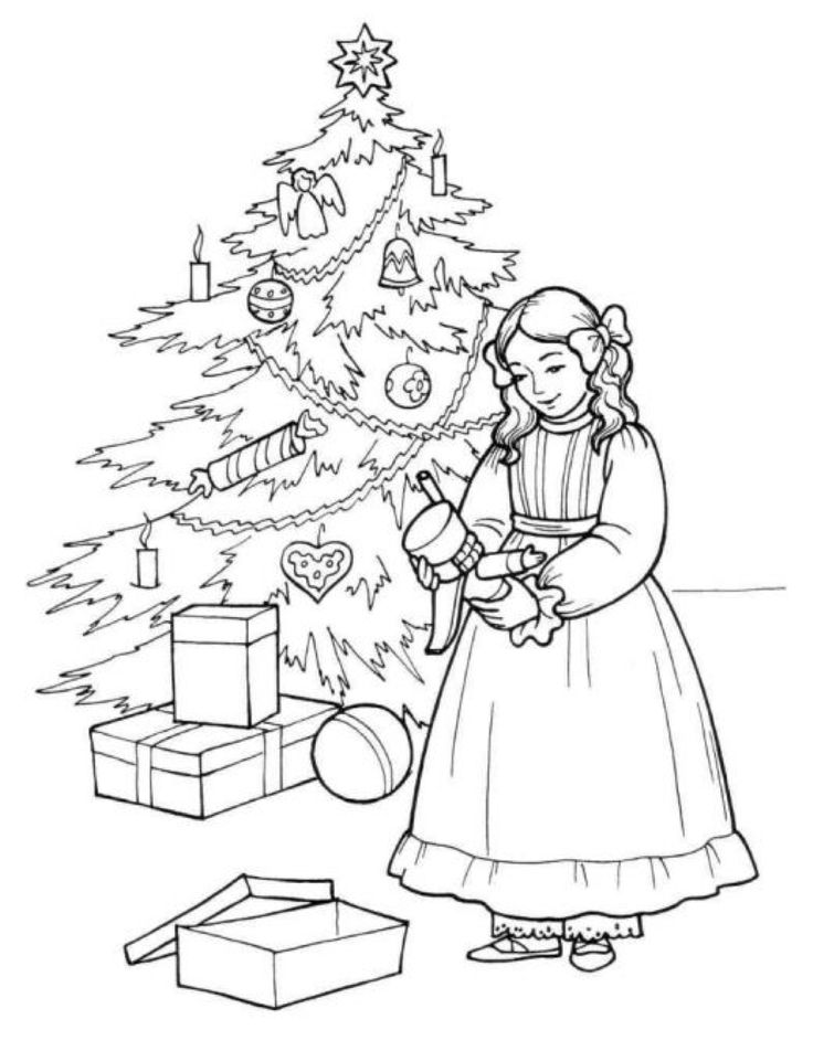 ballerina coloring pages for christmas christmas coloring