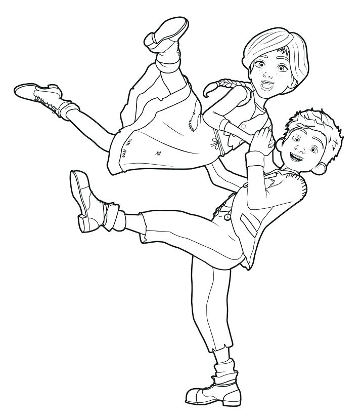 ballerina coloring pages free to print ballet vodafologclub