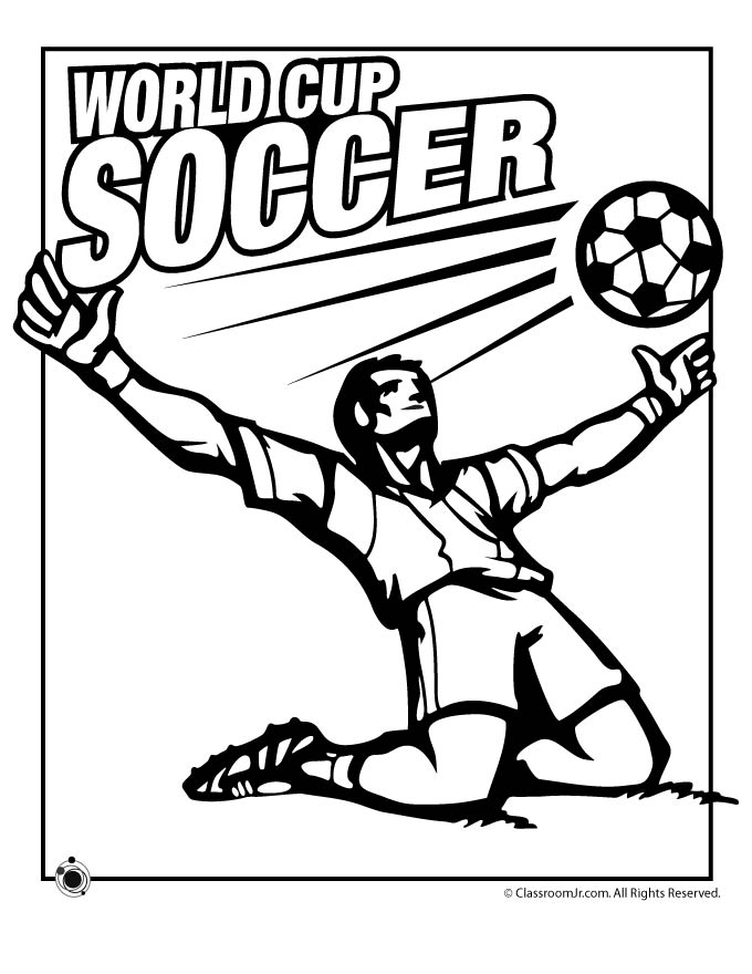 barcelona soccer colouring sheet at yescoloring soccer