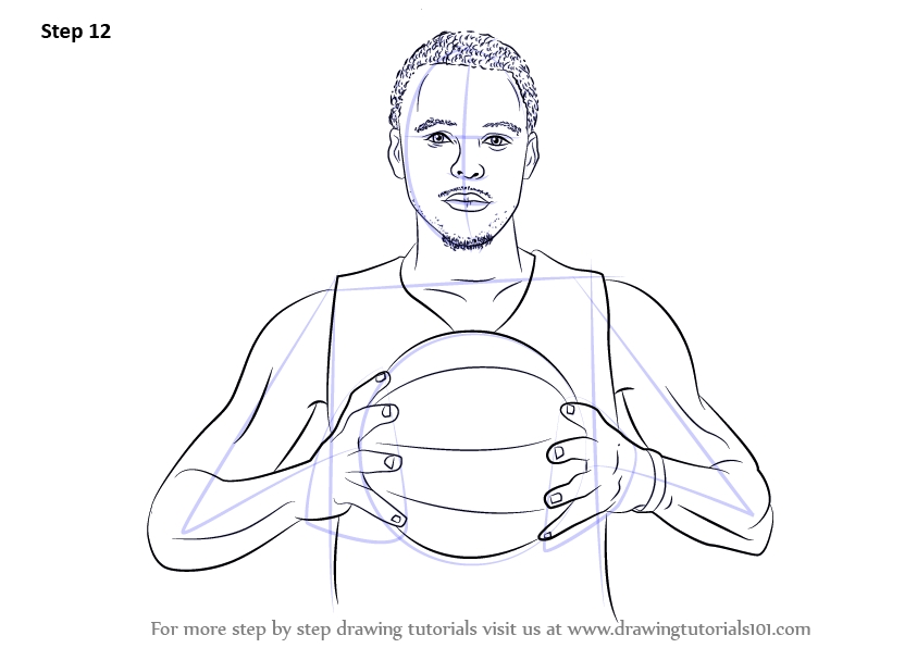 basketball coloring pages stephen curry