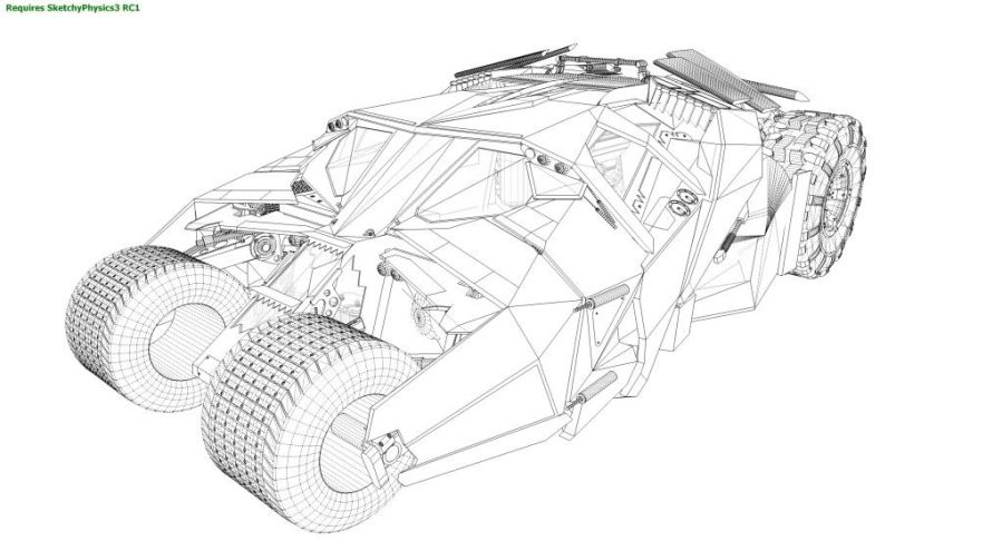 batmobile coloring pages wwwchickslovethecar