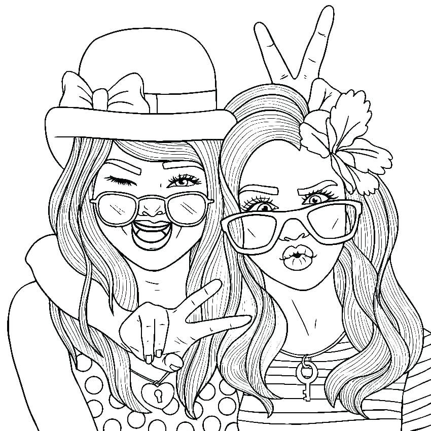 best color sheets bff coloring pages coloring pages color