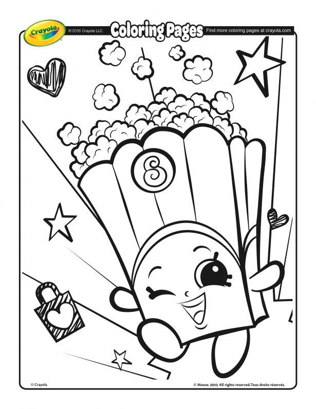 Crayola Coloring Pages Gallery - Whitesbelfast.com