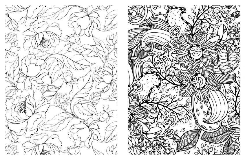 best coloring relaxing pages page beautiful adult download
