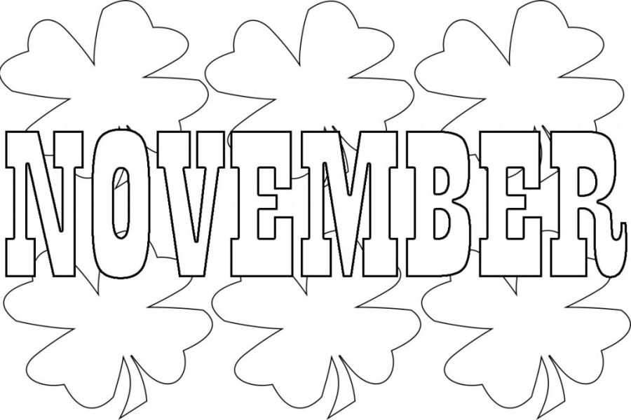 best november coloring pages for preschoolerstoddlersprint