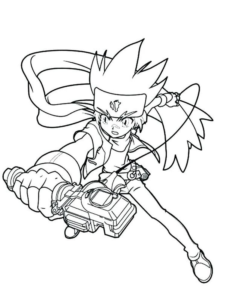 beyblade burst coloring page pintable coloring ideas
