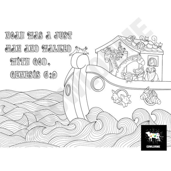 bible coloring page noahs ark coloring kid coloring page sunday school lesson sunday school activity sunday school craft sunday school game