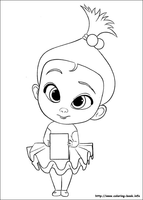 boss ba coloring pages printable collection fun for kids