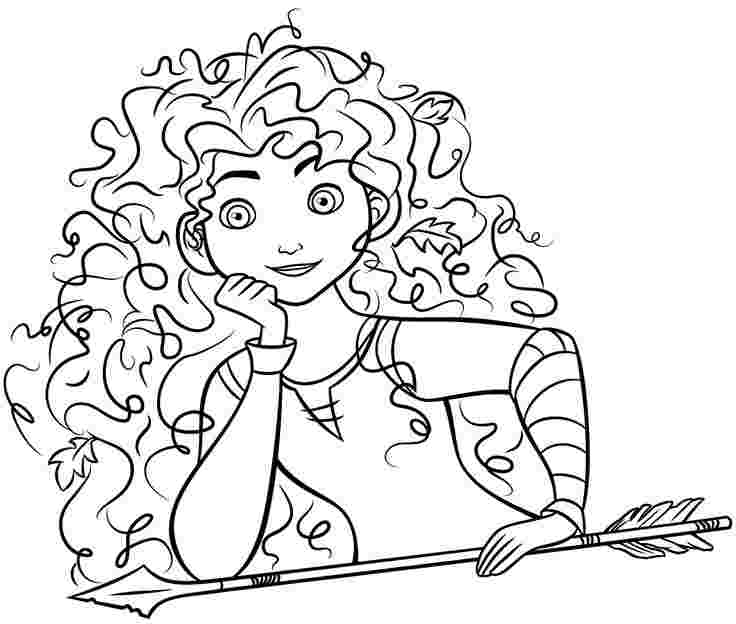 brave coloring pages games huangfei
