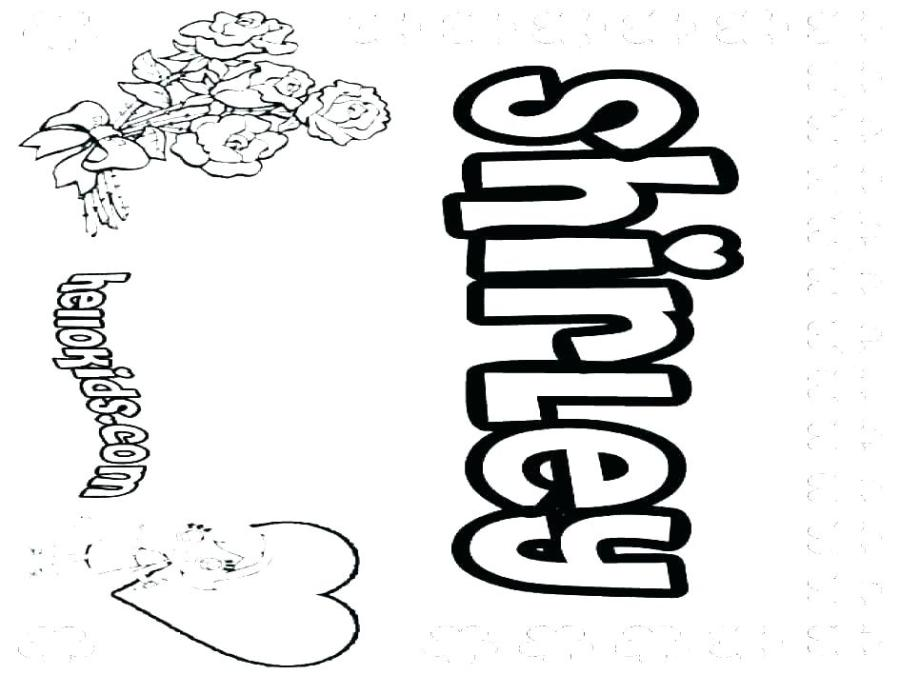 bubble letter coloring pages w colouring a printable xinlo