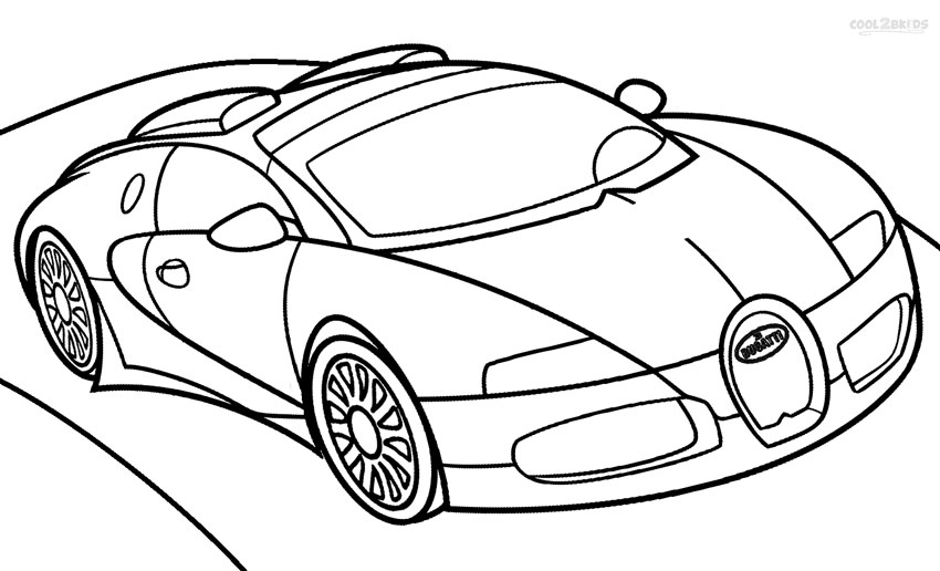 bugatti coloring pages at getdrawings free for
