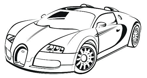 bugatti veyron coloring pages at getdrawings free for