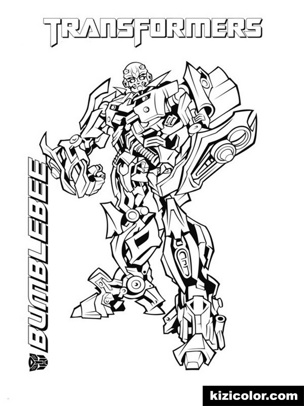 bumblebee boys free printable coloring pages for girls and boys