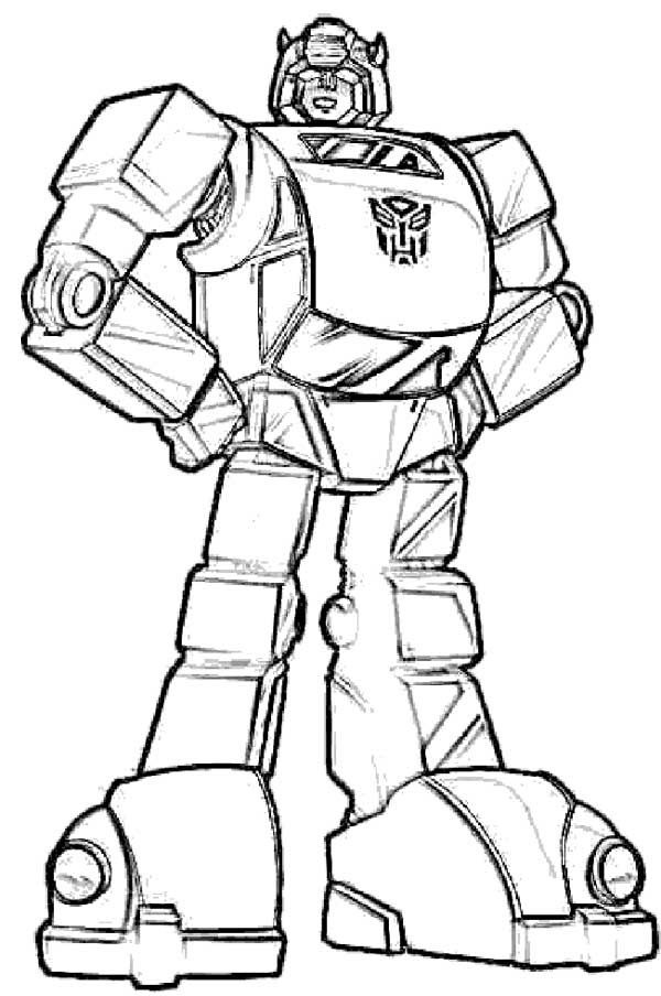bumblebee transformers coloring page bee coloring pages