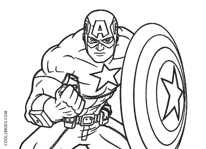 captain america coloring pages pdf printable fun for kids