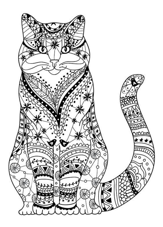 cat coloring page cat coloring page coloring pages