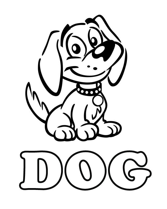 cat dog free printable coloring pages malvorlagen