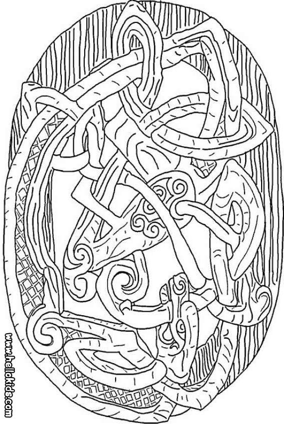 celtic coloring pages coloring pages printable coloring