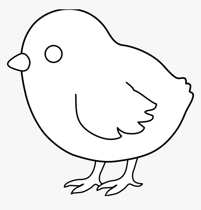 chick coloring pages cute ba chick coloring pages white