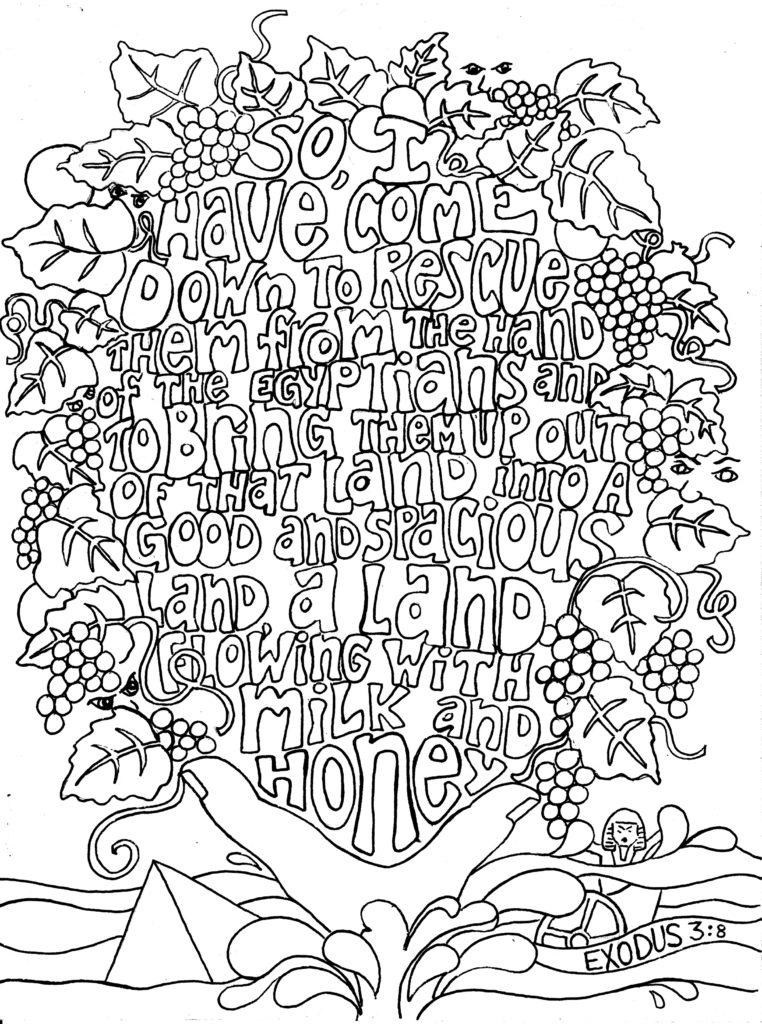 christian coloring wwwdoozink