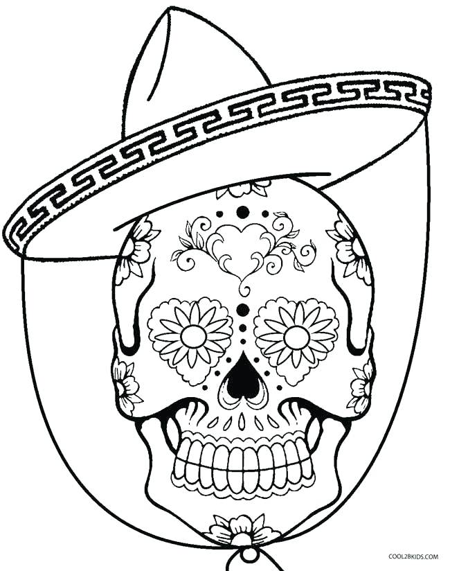 cinco de mayo coloring pages for preschoolers