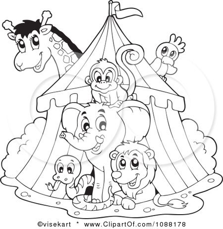 circus tent coloring page coloring books coloring pages
